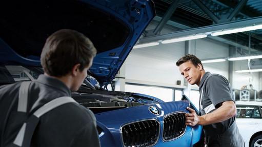 Співробітництво з BMW