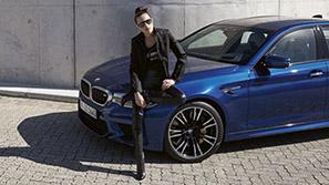 Колеса та аксесуари BMW