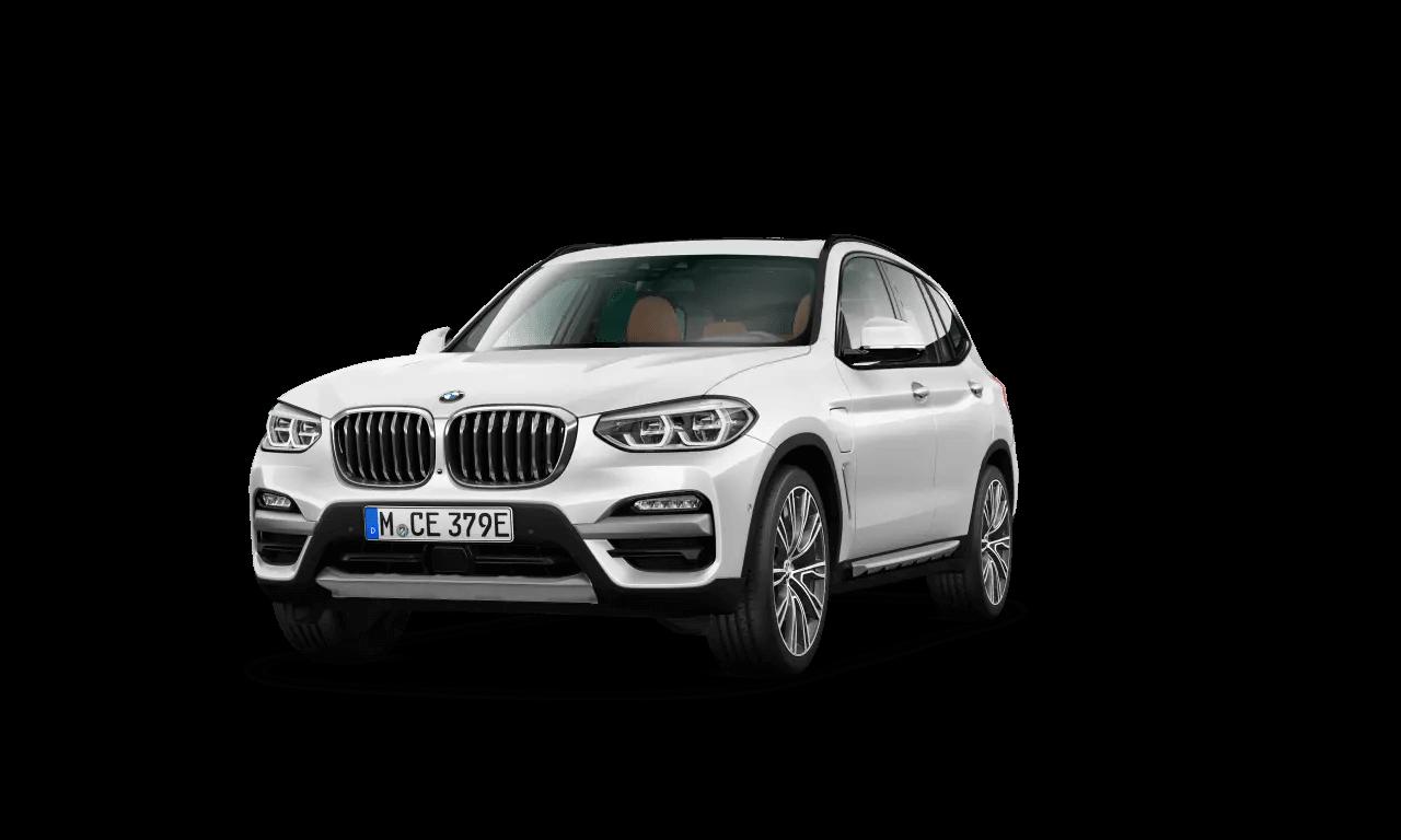 BMW X3 xDrive30e.