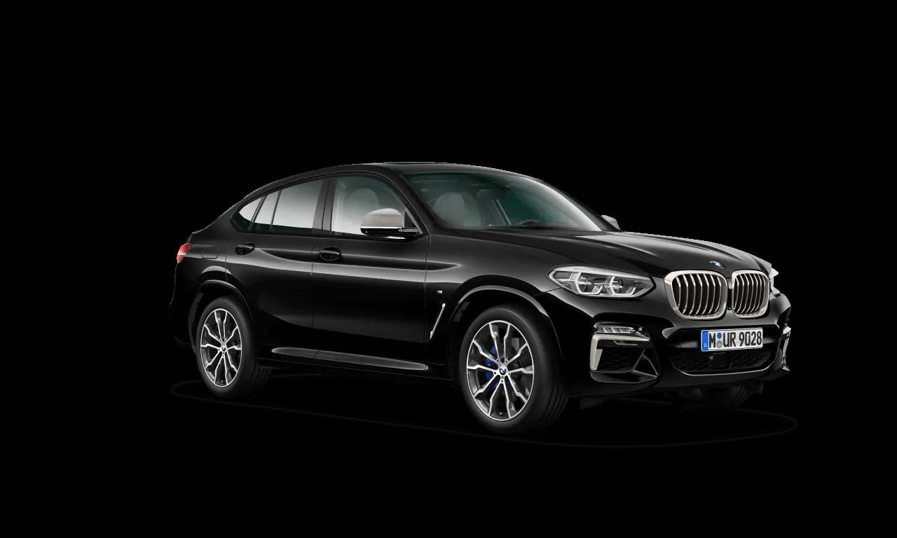 BMW X4 M40i.