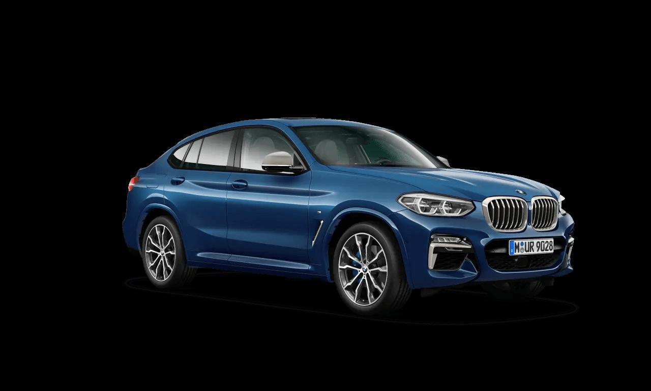 BMW X4 M40d.