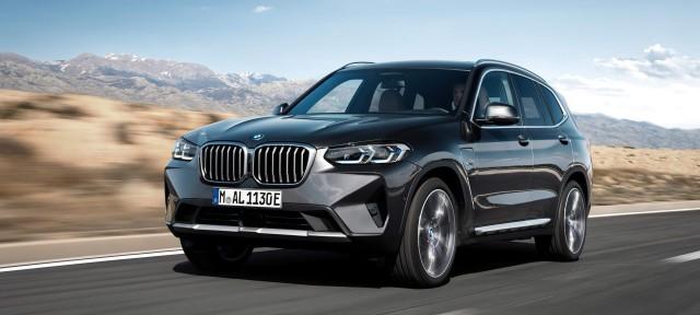 Нові BMW X3 і BMW X4: