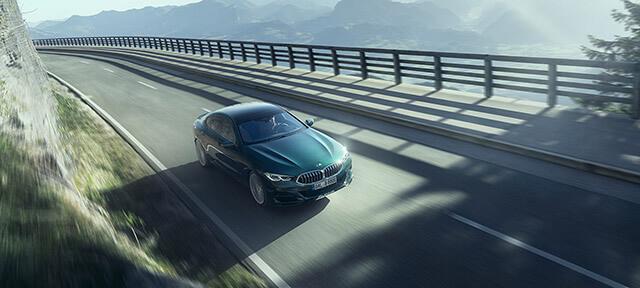 BMW ALPINA B8 Gran Coupé