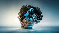 8-циліндровий бензиновий двигун M TwinPower Turbo