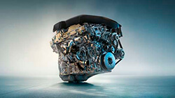 Рядний 6-циліндровий бензиновий двигун BMW TwinPower Turbo
