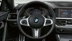 Адаптивная подвеска М и адаптивное спортивное рулевое управление.