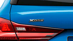 Интеллектуальная система полного привода BMW xDrive.
