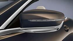 Элементы экстерьера в BMW M850i.