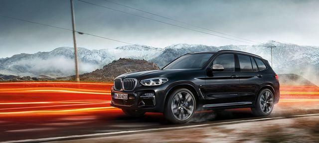 BMW X3<br>ВІД 1 368 000 ГРН.*