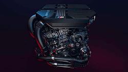 Високоефективний 6-циліндровий бензиновий двигун TwinPower Turbo.