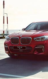 ДИЗАЙН ЭКСТЕРЬЕРА BMW X4.