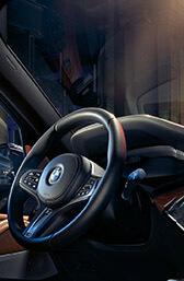 ТЕХНОЛОГІЇ BMW X5.