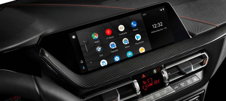 Android Auto з'явиться на автомобілях BMW у 2020 році