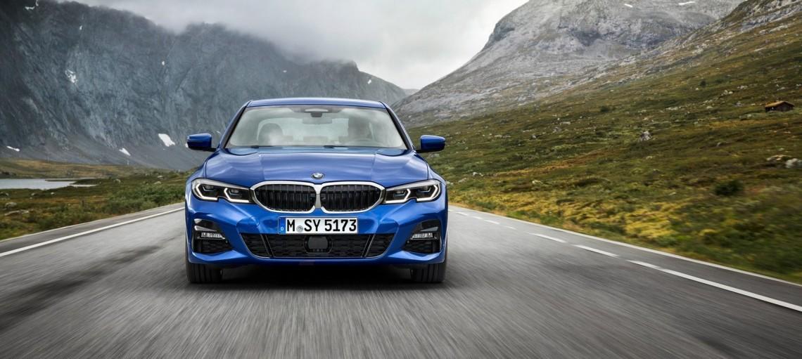 Новий BMW 3 серії.