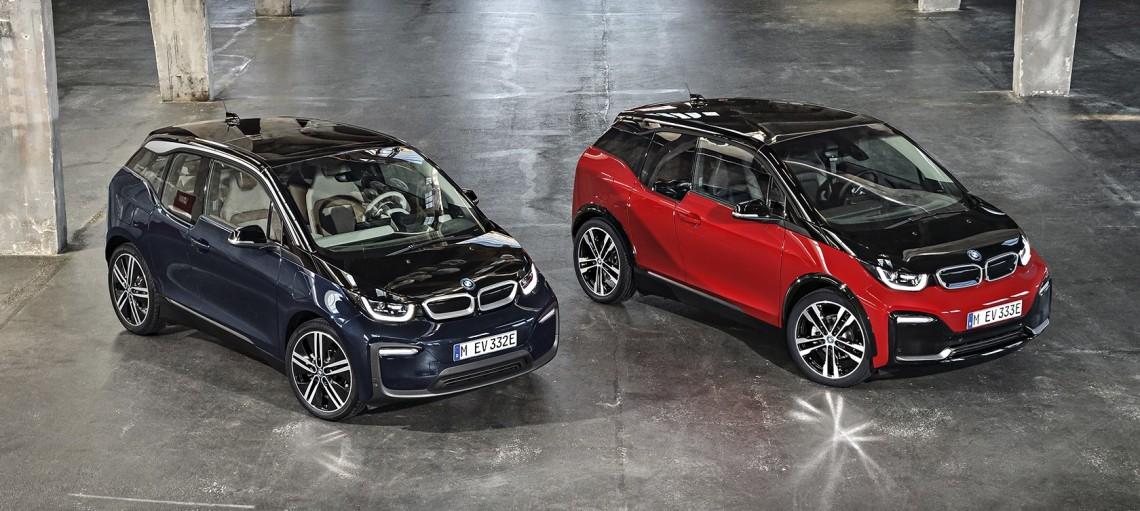 Новый путь к электрической мобильности от BMW Украина.