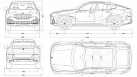 BMW X6 xDrive40i