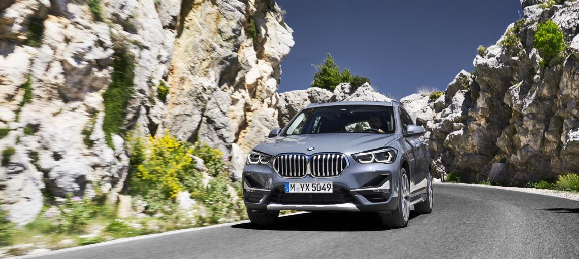 НОВИЙ BMW X1.